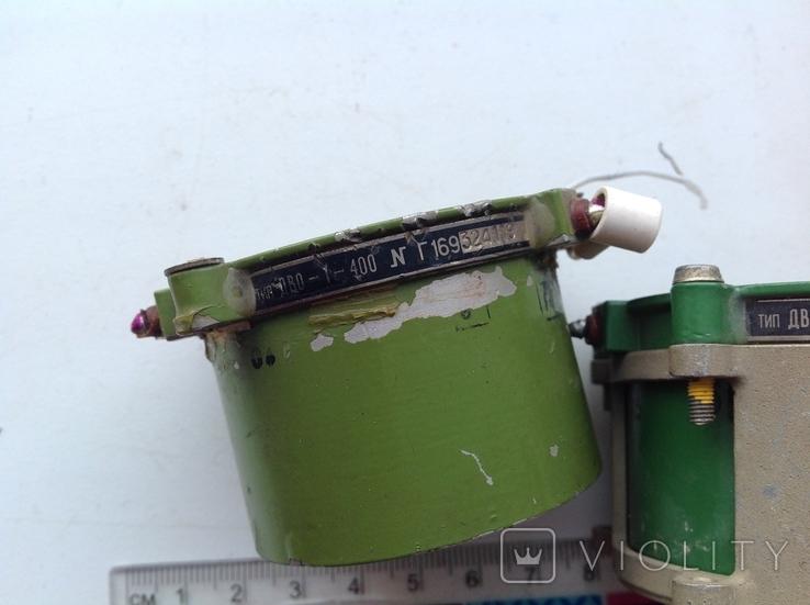 Вентилятори ДВО-1-400., фото №9