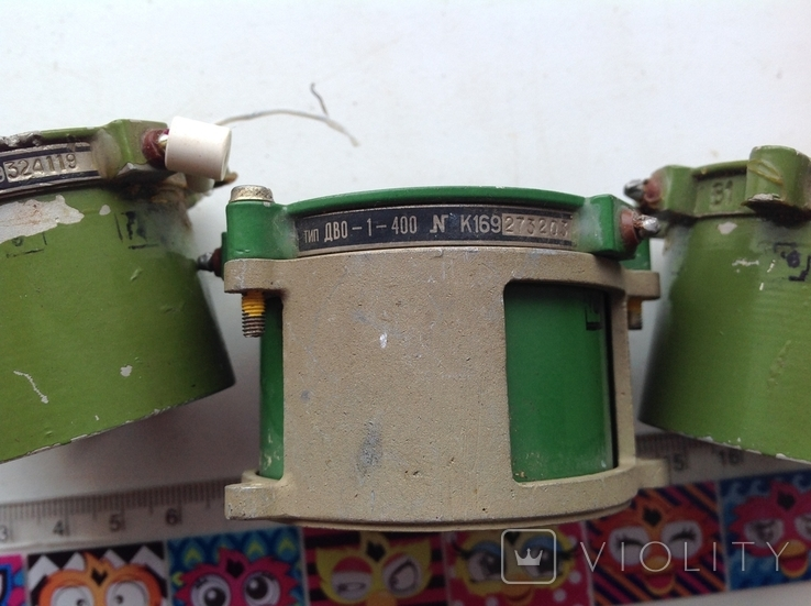 Вентилятори ДВО-1-400., фото №10