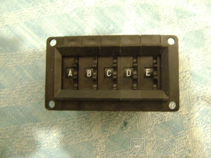 Прибор устройство ПП10, фото №3