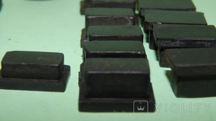 Резиновые ножки с аппаратуры Ссср, фото №4