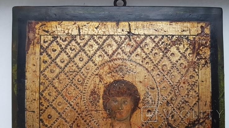 Икона. Великомученик Пантелеимон, фото №4