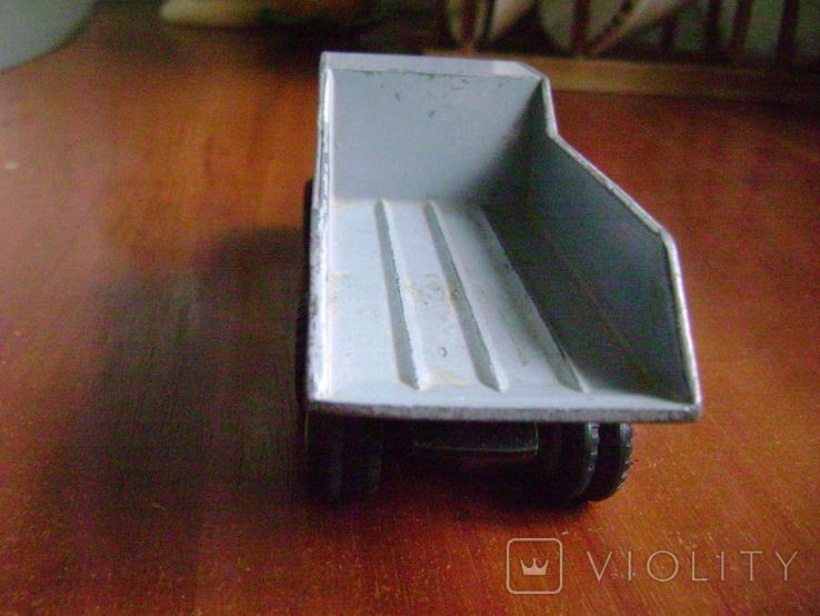 Автомобиль КрАЗ 80-е, фото №5