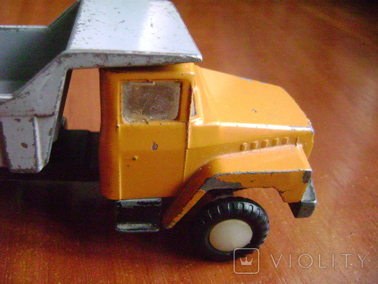 Автомобиль КрАЗ 80-е, фото №9