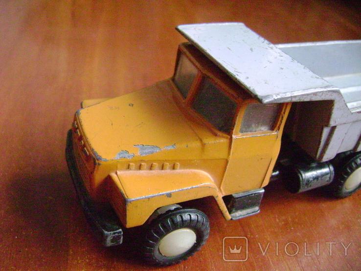 Автомобиль КрАЗ 80-е, фото №11