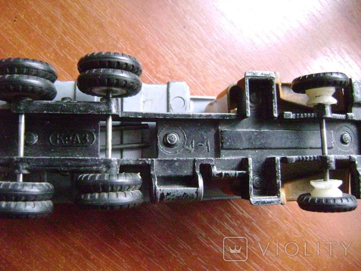 Автомобиль КрАЗ 80-е, фото №13