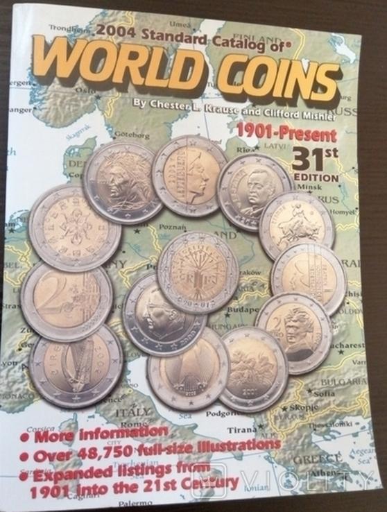Монеты мира. Легендарный иллюстрированный каталог Краузе 2004 года, фото №3