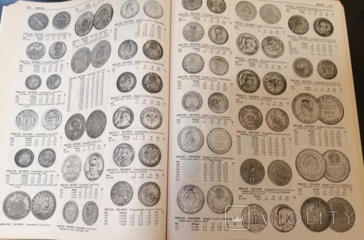 Монеты мира. Легендарный иллюстрированный каталог Краузе 2004 года, фото №8