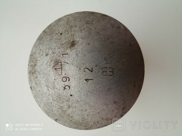 Поршень MAW, виробництва ГДР, фото №3