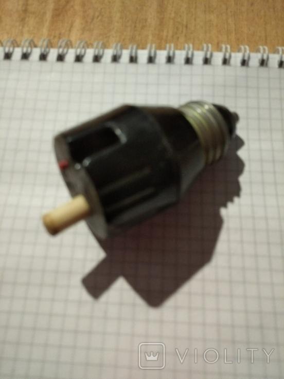 Электрическая пробка для счётчика (250 В, 6,3 А), фото №4