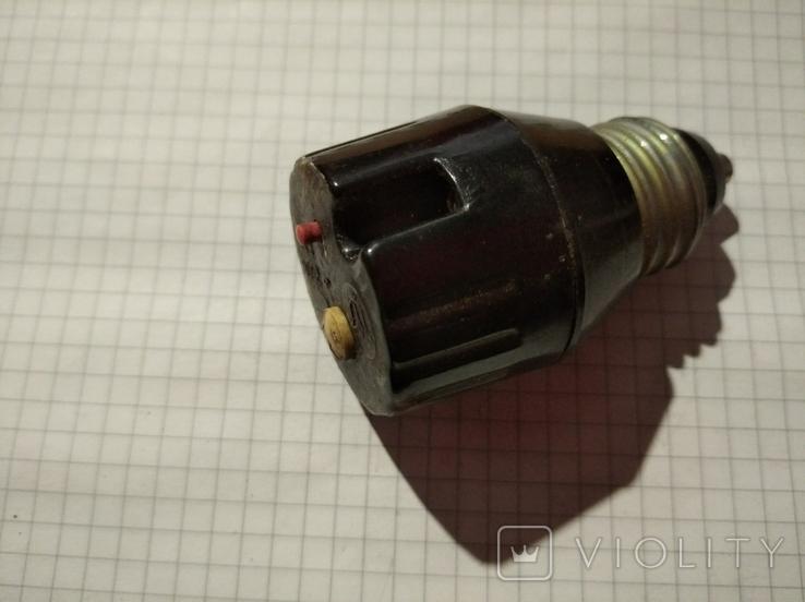 Электрическая пробка для счётчика (250 В, 6,3 А), фото №6