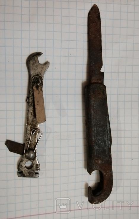 Нож откривачка, фото №3