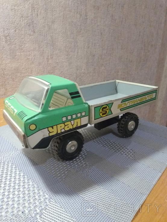 Авто, игрушка СССР, фото №2