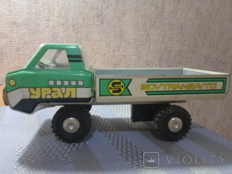 Авто, игрушка СССР, фото №3