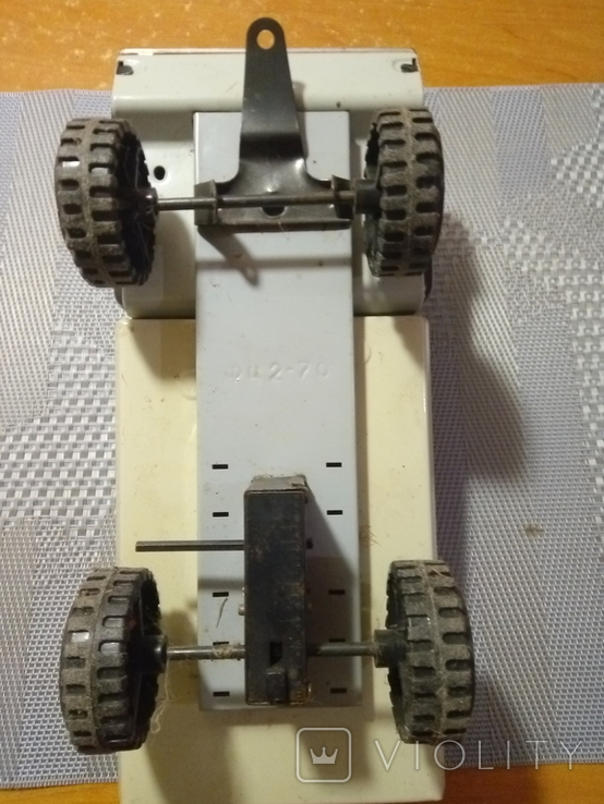 Авто, игрушка СССР, фото №4
