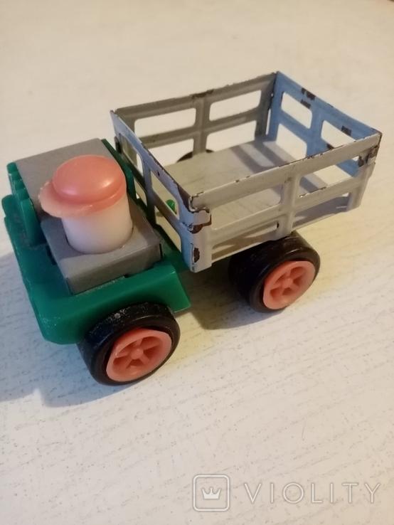 Детская машинка СССР, фото №2