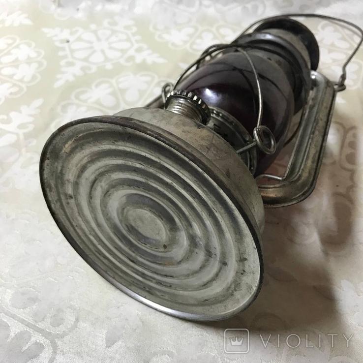Керосиновая лампа гдр, фото №4