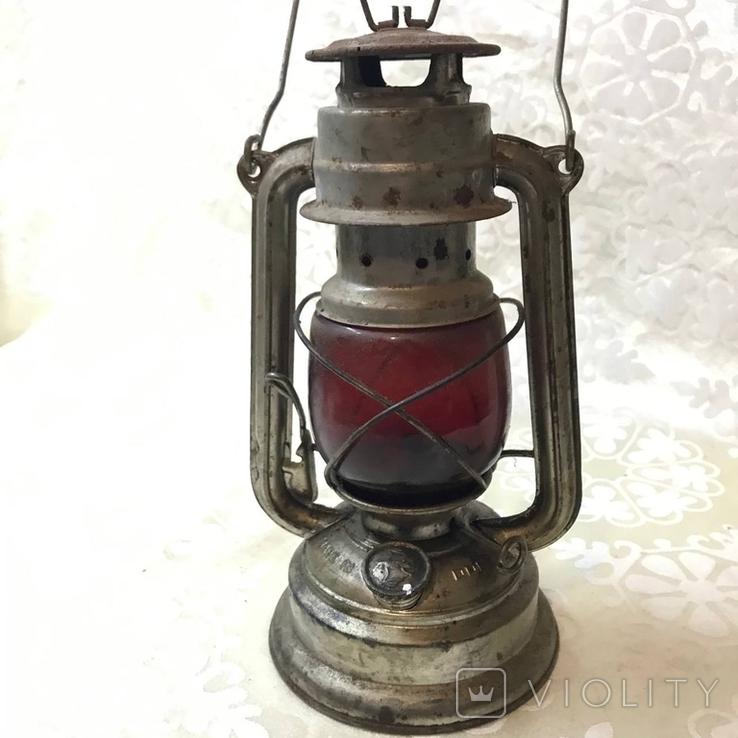 Керосиновая лампа гдр, фото №5