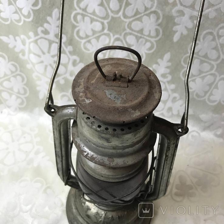 Керосиновая лампа гдр, фото №13