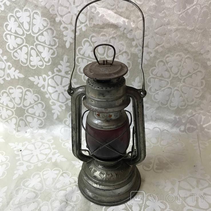 Керосиновая лампа гдр, фото №2