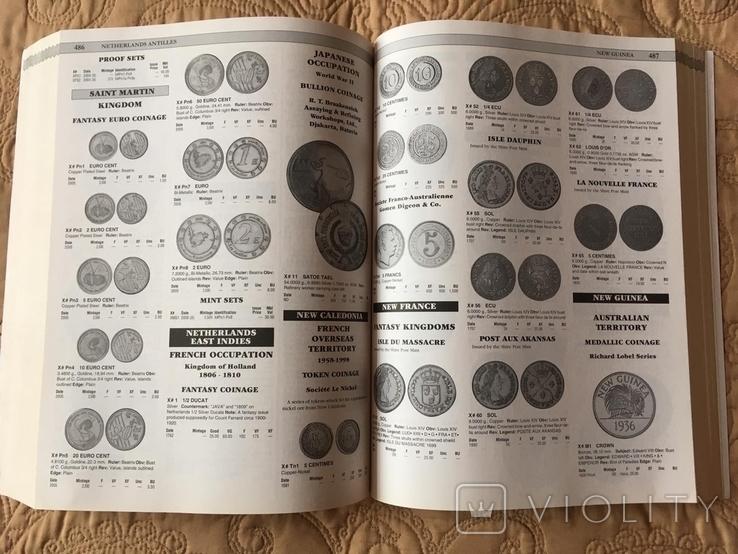 Каталог необычных монет мира, 6-е издание Krause, фото №6