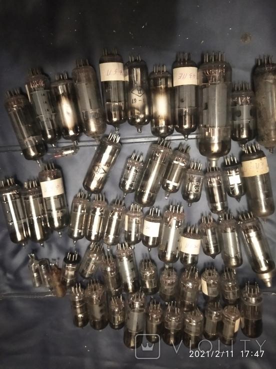 Радиолампы разные, фото №3