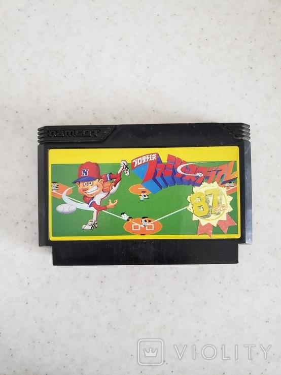Baseball від Namcot NES FAMICOM, фото №2