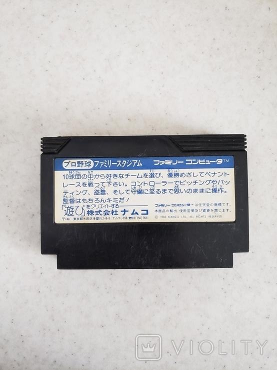 Baseball від Namcot NES FAMICOM, фото №3