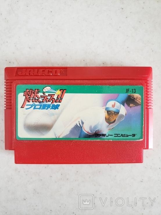 Baseball від Jaleco NES Famicom, фото №2