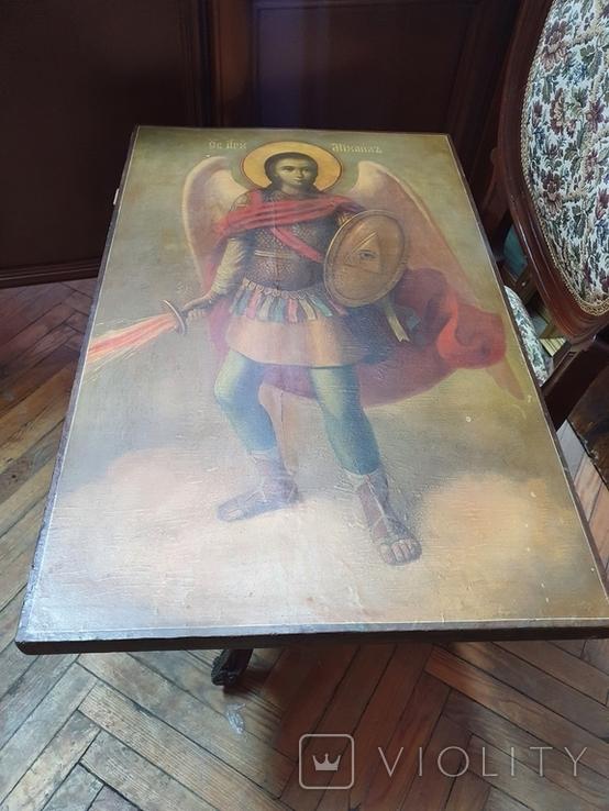 "Икона ""Св. Михаил "", фото №3"