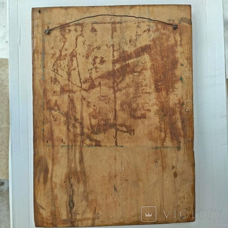 Икона Божья Матерь Владимирская 30 х 22.5 см, фото №5