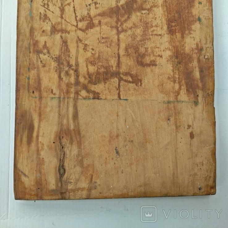 Икона Божья Матерь Владимирская 30 х 22.5 см, фото №7
