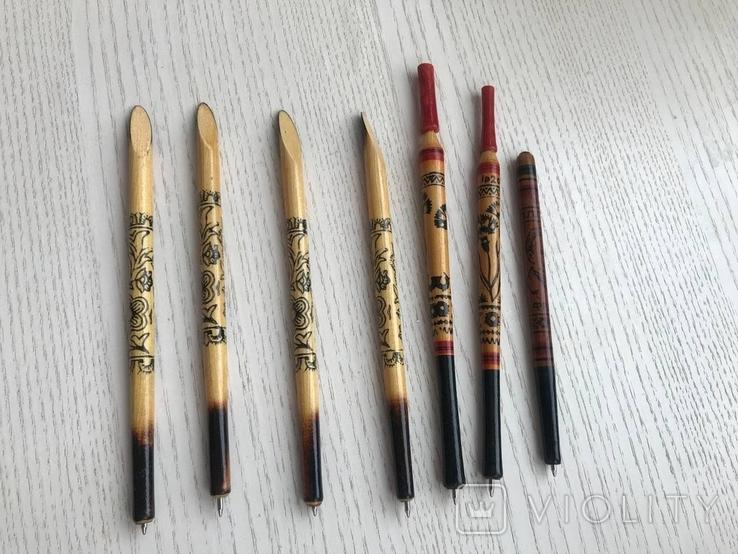 Деревянные ручки СССР, фото №2