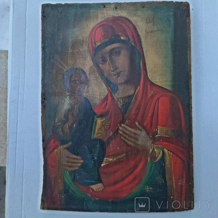 Икона Божья Матерь Приворучици 30 х 21.5 см, фото №2