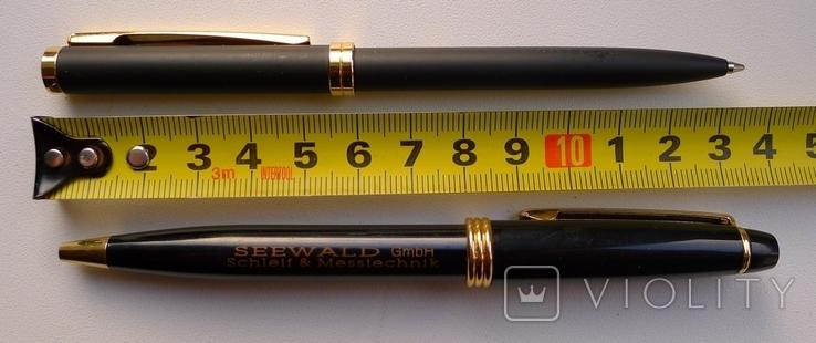 Две немецкие шариковые ручки., фото №3