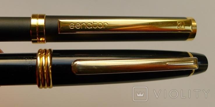 Две немецкие шариковые ручки., фото №5