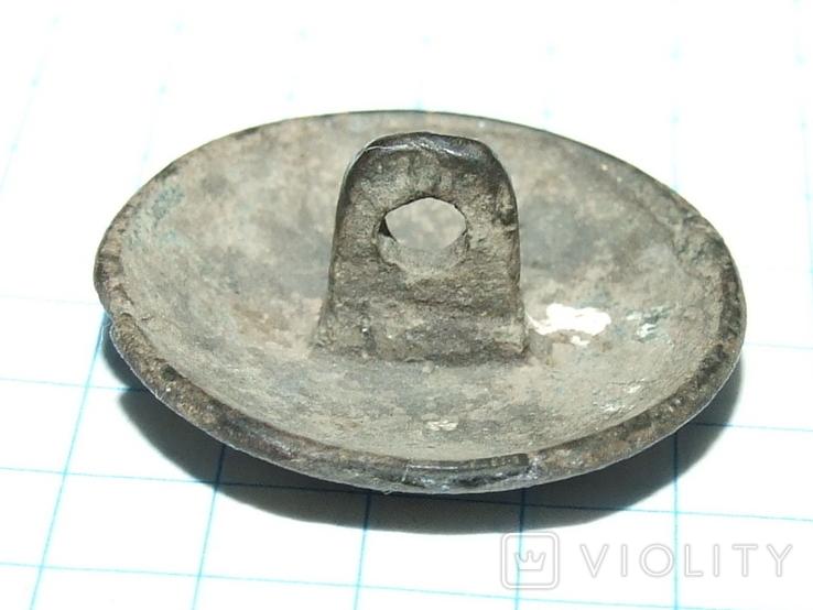 Пуговица периода РИ, лысая, фото №2
