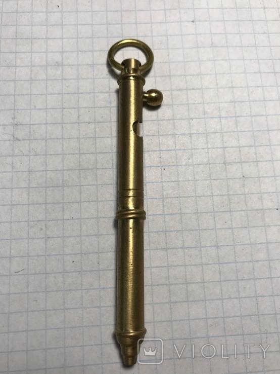 Ручка-брелок для самообороны, фото №2