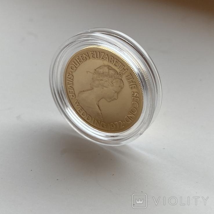 20 фунтов 1972 г. Елизавета II, фото №10