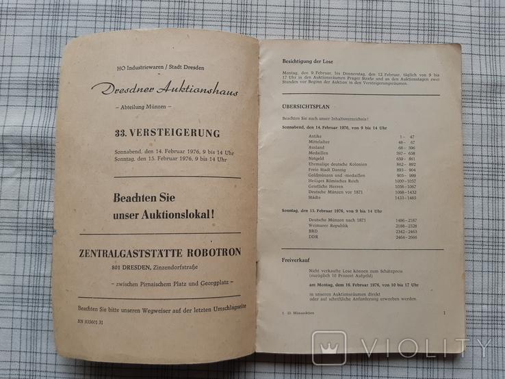 Dresdner Munz Auktion 33, фото №4