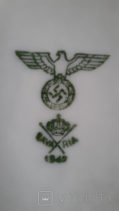 Третий рейх Чайная чашка 1942 год, фото №6
