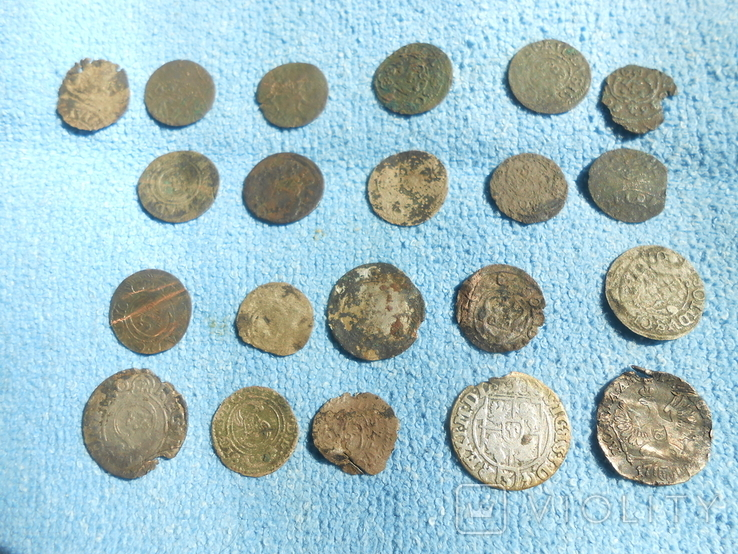 Монеты средневековья., фото №2