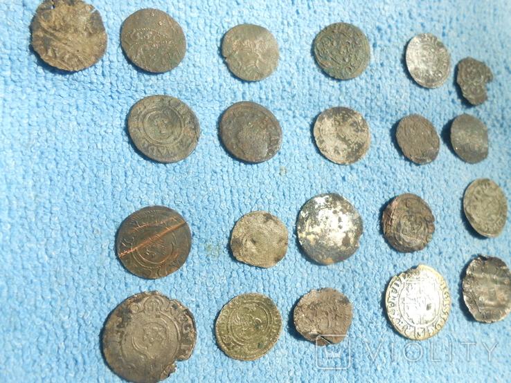 Монеты средневековья., фото №3