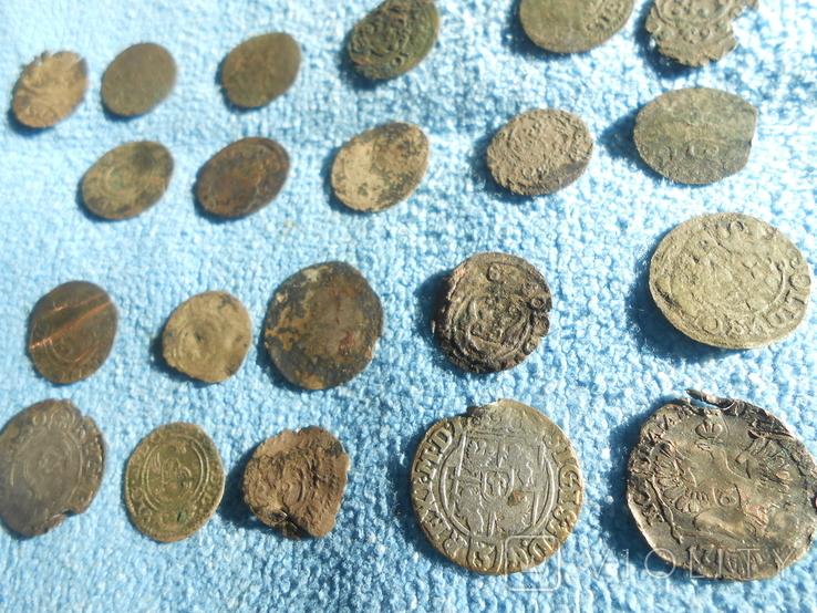 Монеты средневековья., фото №4