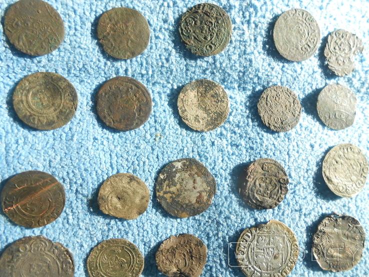Монеты средневековья., фото №5