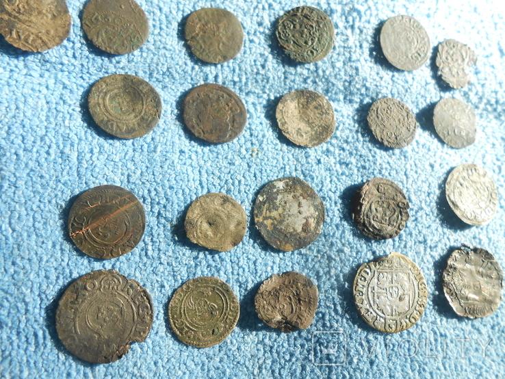 Монеты средневековья., фото №6