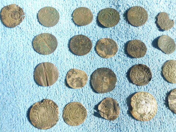 Монеты средневековья., фото №8
