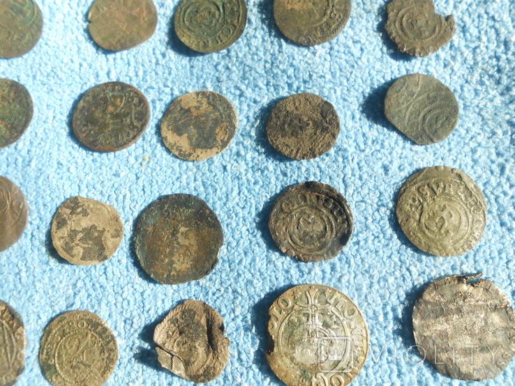 Монеты средневековья., фото №9