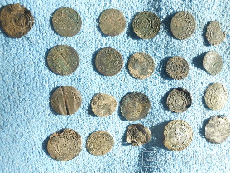 Монеты средневековья., фото №11