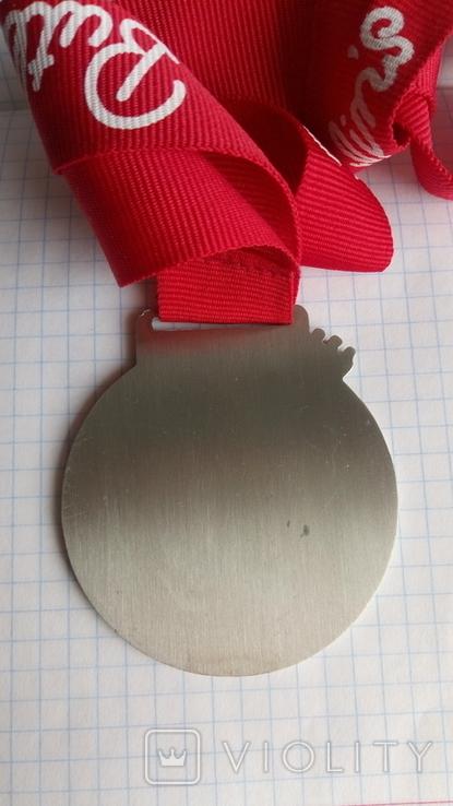 Медаль стрельба из лука Butlin's Англия, фото №4