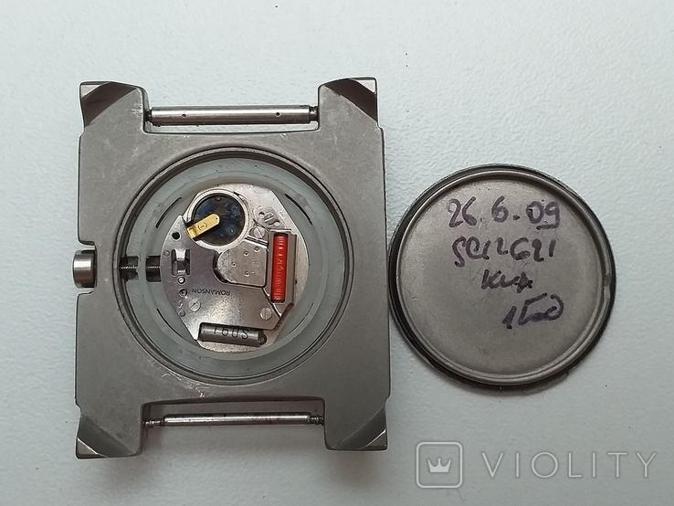 Часы наручные, Romanson Swiss Quartz (рабочие), фото №9